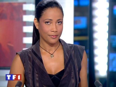 Christine Kelly au JT de TF1 (par grb89)