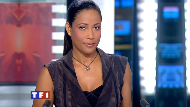 Christine Kelly au JT de TF1 (par grb89)
