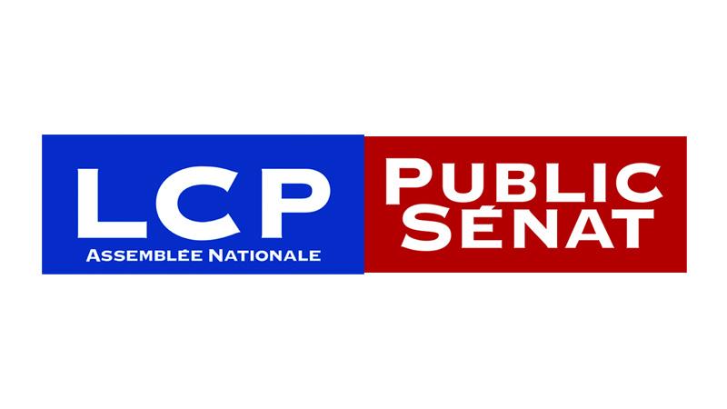 Logo commun des Chaînes parlementaires :