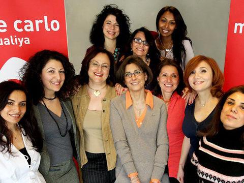 Les femmes de Monte-Carlo Doualiya