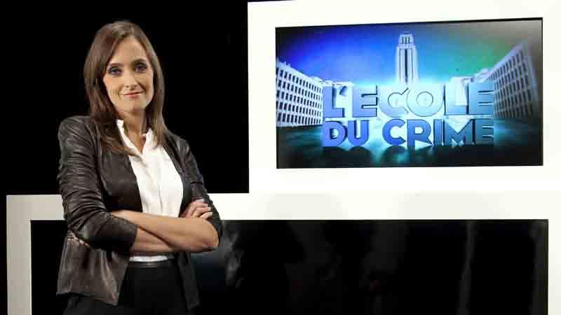 Cécile Delarue- Crédit photo : ©J.Lombardi/13èmeRUE