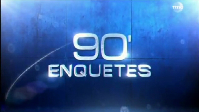 Logo 90' Enquêtes