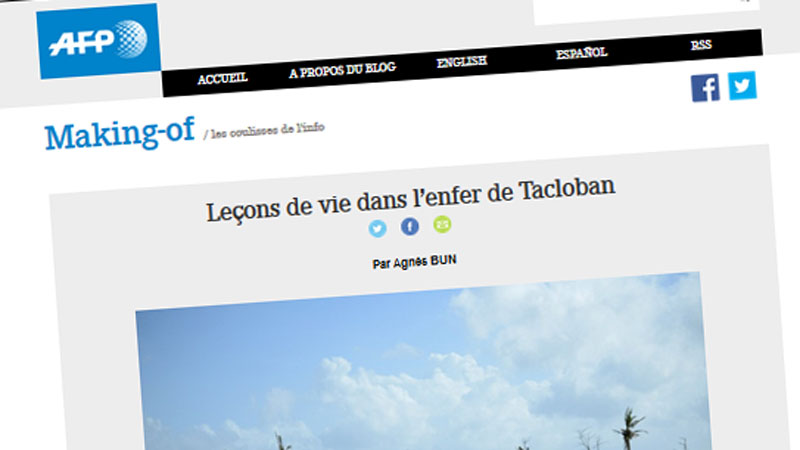 Blog Making-of AFP