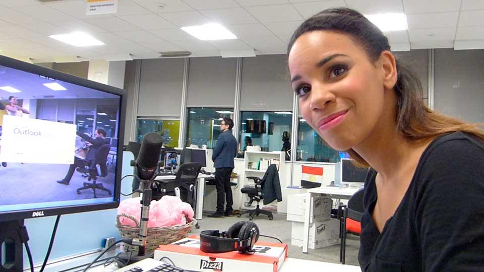 Alicia Fall - crédits photos Damien D./TéléSphère;