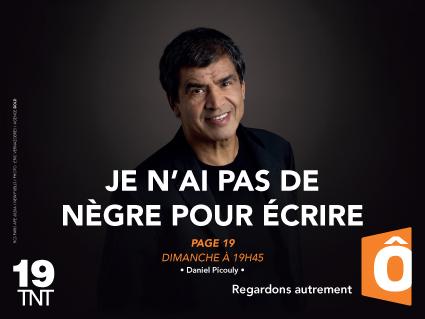 Daniel Picouly campagne image France Ô 2014