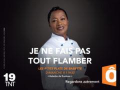 Babette de Rozières campagne image France Ô 2014