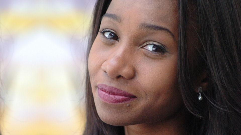 Portrait de Kady Adoum-Douass