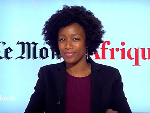 Coumba Kane, sur le plateau du Monde Afrique