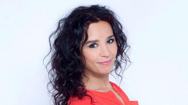 Portrait d'Aïda Touihri