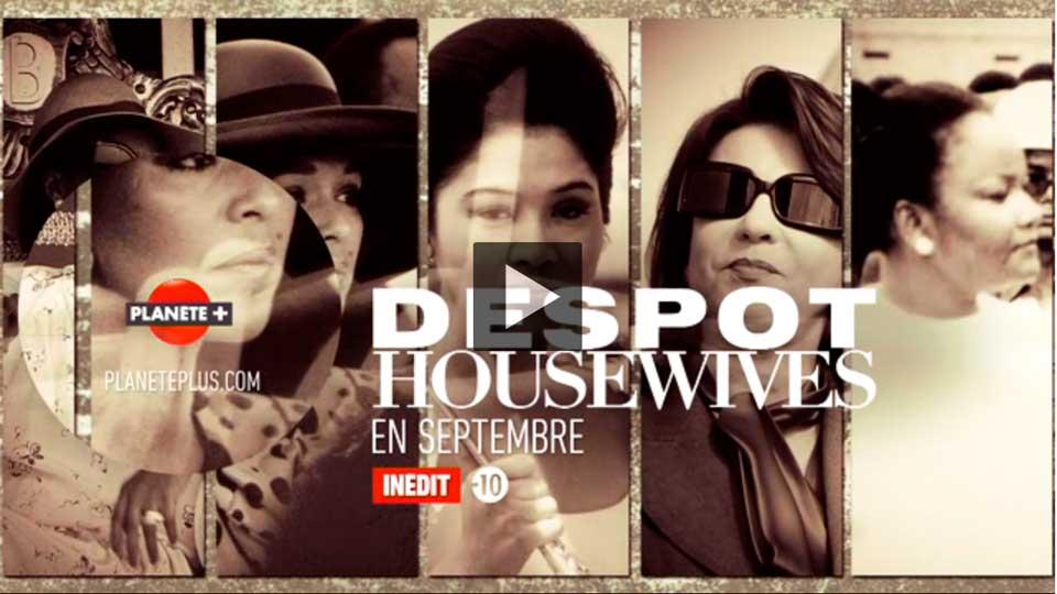 « Despost housewives » sur Planète+
