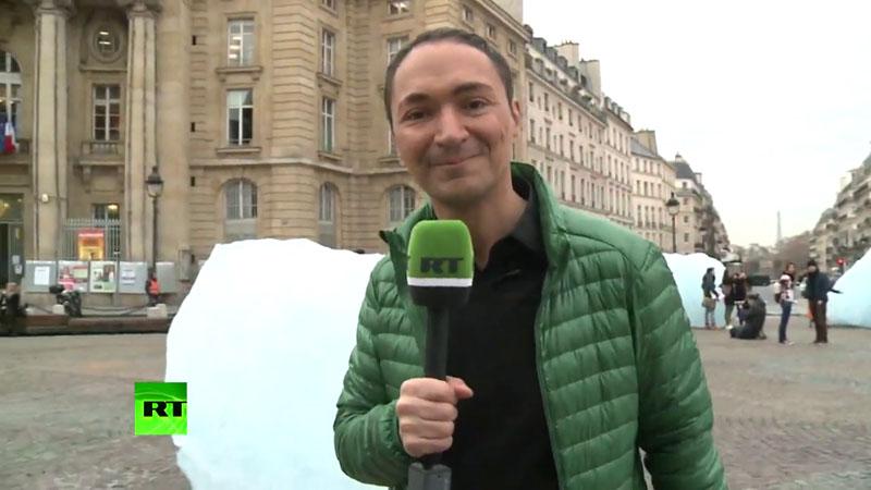 Philippe Verdier dans « Parole libre » sur Russia Today