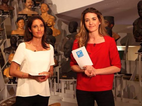 Mairead Dundas & Marina Bertsch - crédit photo :©France24