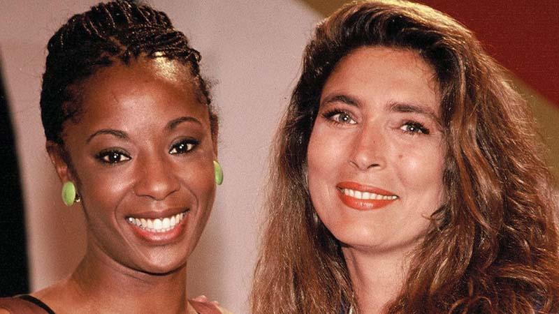 Pépita et Marie-Ange Nardi - © VISUAL Press Agency