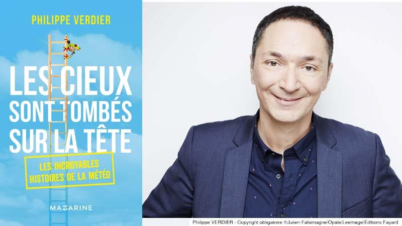Philippe Verdier ©Julien Falsimagne/Opale/Leemage/Éditions Fayard