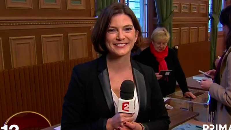 Journalistes et animateurs de a z t l sph re - Journaliste france 2 femme ...