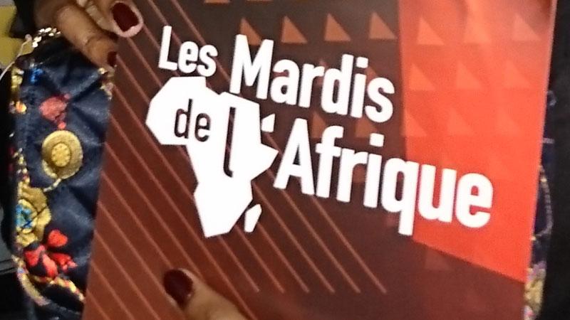 Les Mardis de l'Afrique - crédit photo : ©Damien D. / TéléSphère