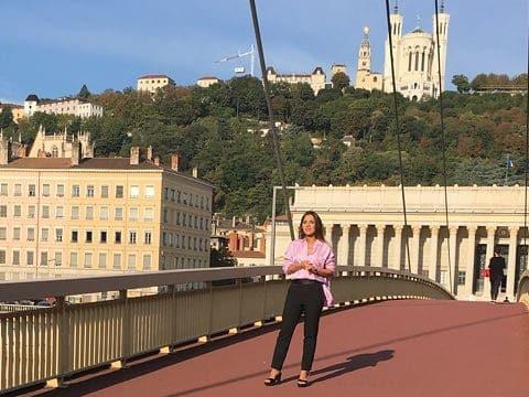 Virginie Plaut à Lyon