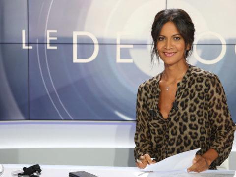 Aurélie Casse sur le plateau du « Dézoom » sur BFMTV - crédits photo : ©abaca press