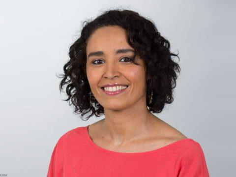 Portrait d'Aïda Touihri - telesphere.fr - crédits photo : Y. Dejardin - Editel