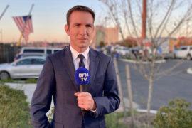 Cédric Faiche [BFMTV] : « Je suis triste de quitter les États-Unis et content de rentrer en France »